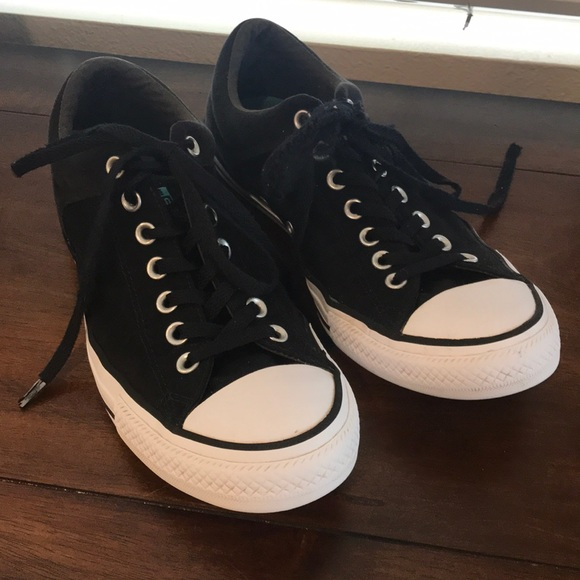 a9a7d93c4c5c5e Converse Other - Converse All-Star black   white sneakers